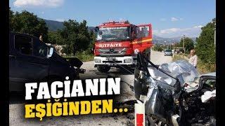 Mobese Trafik Kazaları - Temmuz 2019