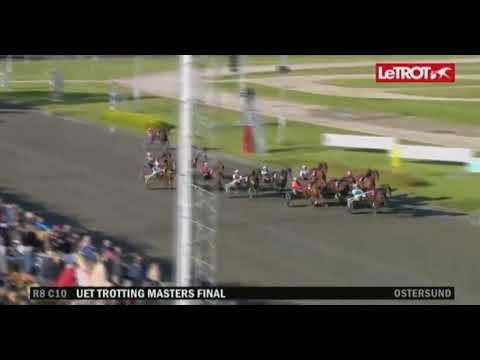 UET Trotting Masters Final (Gr. I) : Propulsion en patron