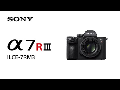 Sony Alpha 7R III Kit (24-70mm, 42Mpx, Full frame / FX)