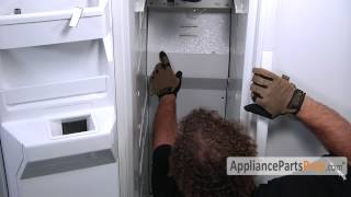 Refrigerator Defrost Thermostat (part #WPW10225581)-How To Replace