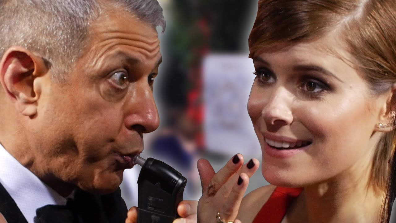 Breathalyzing Celebrities At The Golden Globes thumbnail