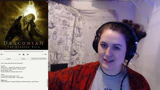 Reaction! Draconian - The Gothic Embrace