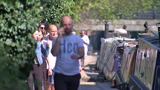 video: Lockdown begins to fray as Britain realises it can't live like this