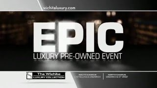 """<h5>Wichita Luxury Collection """"Epic Luxury Pre-Owned""""</h5>"""