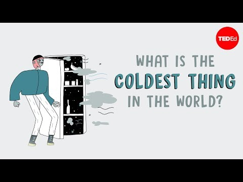 Where are the Coldest Things on Earth Found?