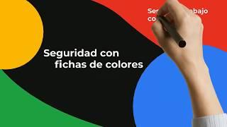 IMTLazarus - Centros Digitales: Seguridad con fichas de colores - sesión de trabajo.