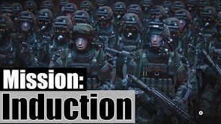 Call Of Duty Advanced Warfare Walkthrough Part 1 - Mission #1: Induction | Advanced Warfare Part 1