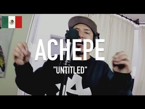 Achepe - Untitled [ TCE Mic Check ]