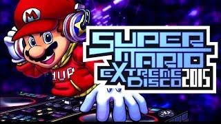 Super Mario Extreme Disco 2015