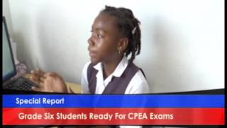 Students Ready for CPEA Exams ...Special Report