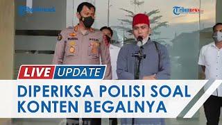 YouTuber di Lampung Diperiksa Polisi atas Konten Rekayasa Pembegalan, Ngaku Hanya untuk Edukasi