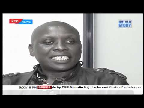 Untold Story: The role Raila Odinga played when Mwai Kibaki got an accident in 2002