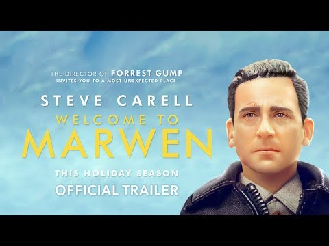First Trailer for 'Welcome to Marwen' - Starring Steve Carell, Eiza Gonzalez, Diane Kruger, Janelle Monáe, Gwendoline Christie, and Leslie Mann