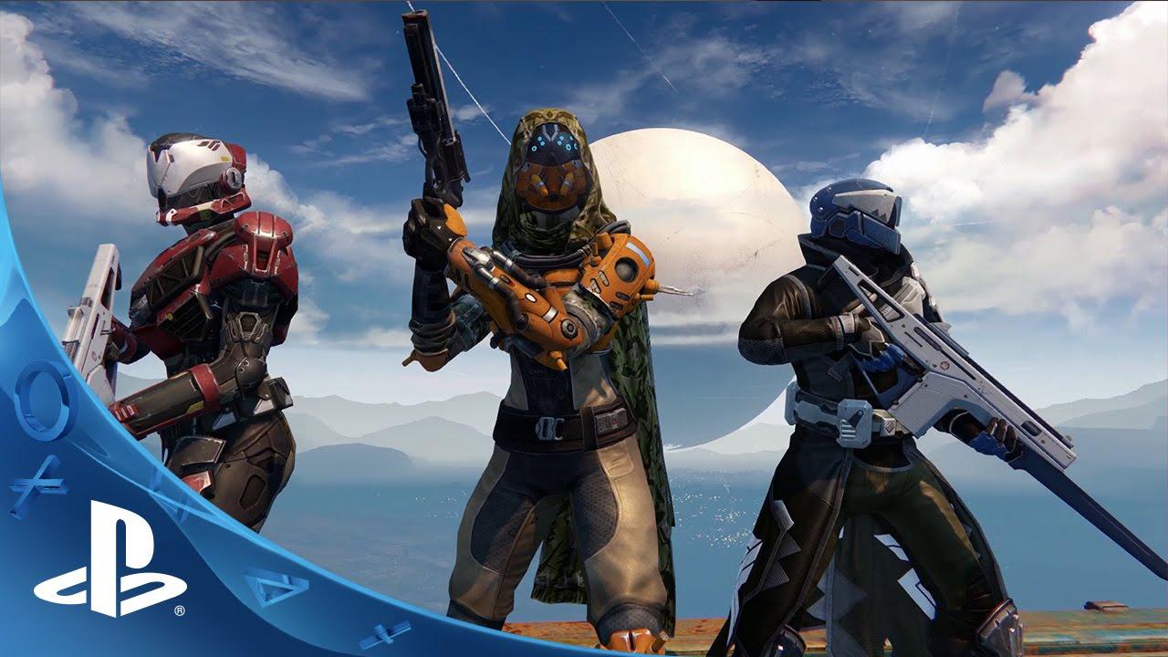 Destiny: Dust Palace Video Walkthrough