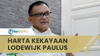 Miliki Moge Harley Davidson, Harta Kekayaan Lodewijk Paulus sang Wakil Ketua DPR Baru: Capai Rp12 M