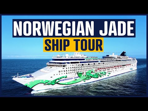 Refurbished Norwegian Jade | FULL TOUR & REVIEW | 2017 in 4K
