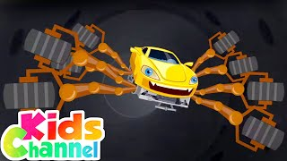 Incy Wincy Spider Song | Nursery Rhymes And Cartoon Videos Babies - Kids Channel