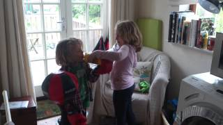 Anger Management for 4 year olds