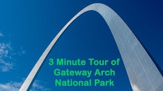 Gateway Arch National Park: The Newest and the Smallest