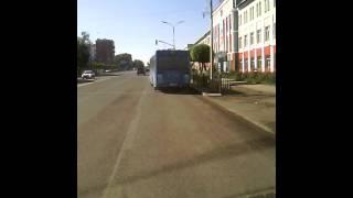 Как нас возят автобусы? Г Караганда. Маршрут 145