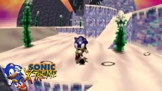 Sonic X-Treme Re-Encoded Footage + Corrected Video Speed