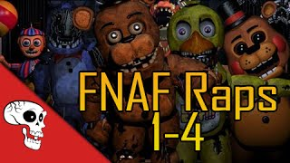 Five Nights At Freddy's Raps (1 4) By JT Music