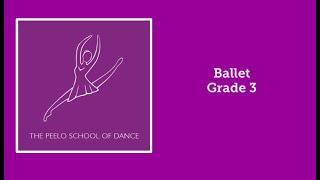 Ballet Grade 3