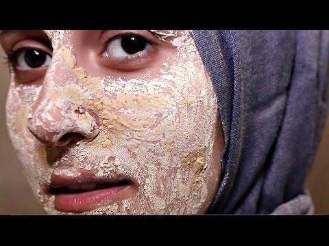 Facial mask nakapapawing pagod na ako