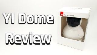 Yi Dome Überwachungskamera von Yi Technology   Testbericht / Review