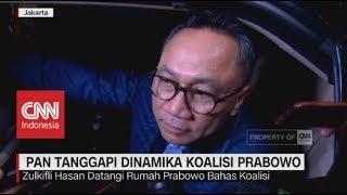 PAN Tanggapi Dinamika Koalisi Prabowo