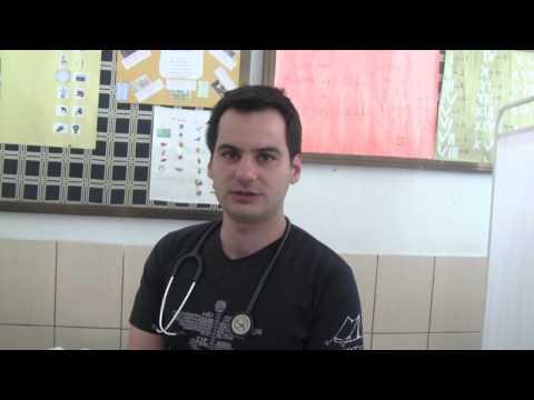 20 05 Karacabeyde tıp öğrencileri ve doktorlardan sağlık taraması