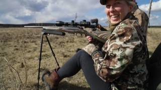 Awesome video as we give Sarah Beth Heidmann Brune of ALPS OutdoorZ