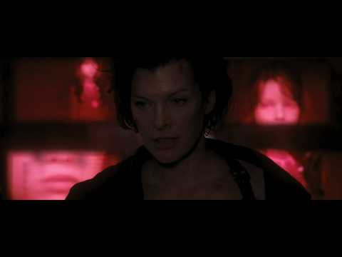 Resident Evil: The Final Chapter (2016) - Alice Talks to Red Queen