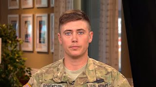 Transgender National Guardsman speaks out on Trump