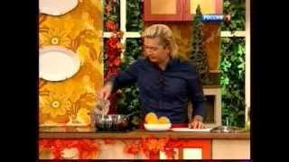 Апельсиново имбирное варенье