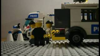 preview picture of video 'prison 2 lego stop motion film'