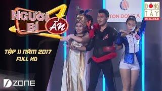 Người Bí Ẩn 2017 l Tập 11 l Vòng cuối: Ai là nghệ sĩ múa trống (21/5)