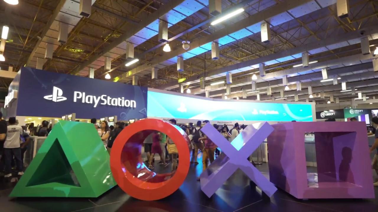 Guia Completo da PlayStation na BGS 2018