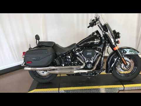 2020 Harley-Davidson® Heritage Classic 114 FLHCS