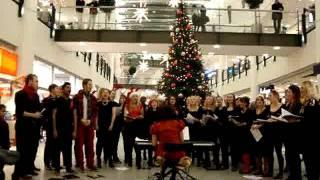 CBS International Choir - Happy Christmas - War is over