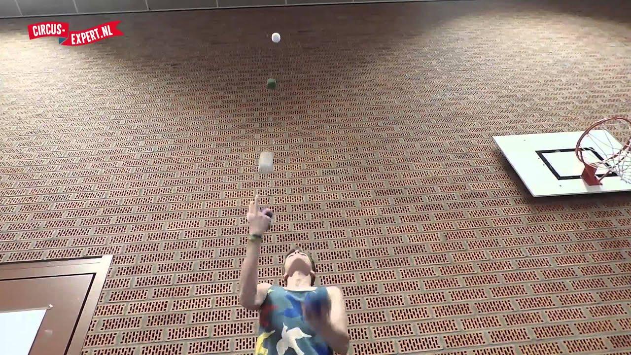 product video Ukkie jongleerbal | 90 gram | per stuk
