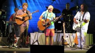 Jimmy Buffett and Henry Kapono live at the Shell 2012  --  Dukes on Sunday