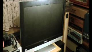Orion TV26RN1 LCD TV Update!