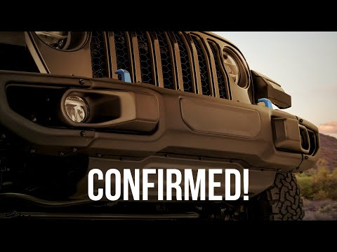 We Will Have A FULL EV Jeep Wrangler This Time Next Year