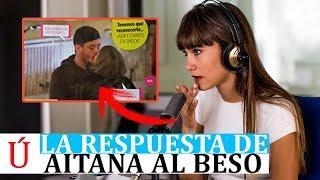 La 'respuesta' De Aitana Ante El Beso De Cepeda Con Paula Gureta