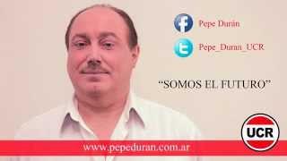 preview picture of video 'Presentación Pepe Durán - Candidato a intendente de San Rafael, Mendoza por la UCR.'