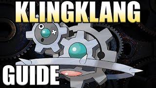 Klinklang  - (Pokémon) - Pokémon How To Use: Klinklang! Klinklang Moveset - Pokemon Omega Ruby and Alpha Sapphire Guide