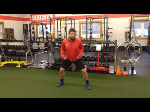Lateral Shuffle - The Right Way