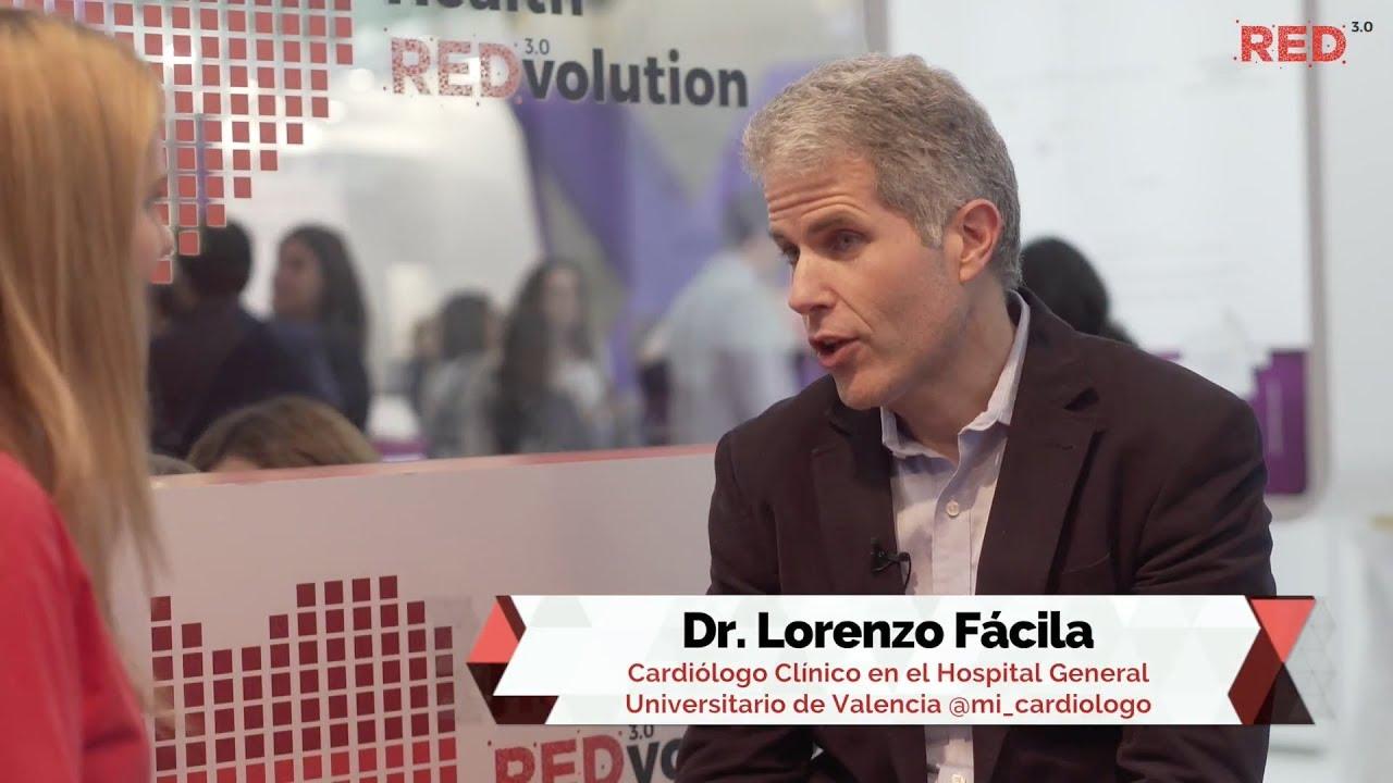 Health RedVolution: Dr. Lorenzo Fácila