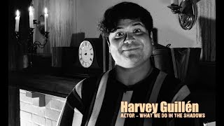 WHAT WE DO IN THE SHADOWS' Harvey Guillén interview